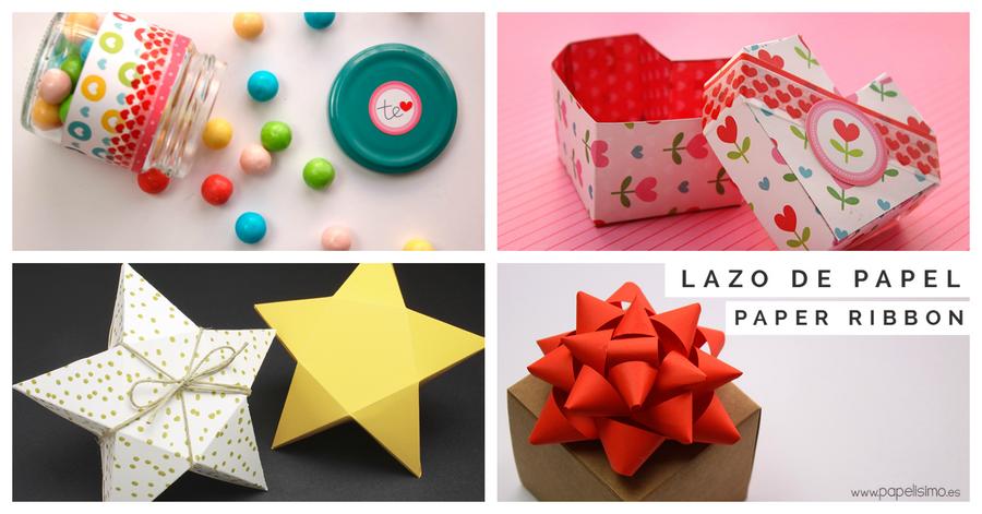 4 ideas para envolver tus regalos manualidades for Adornos navidenos para regalar