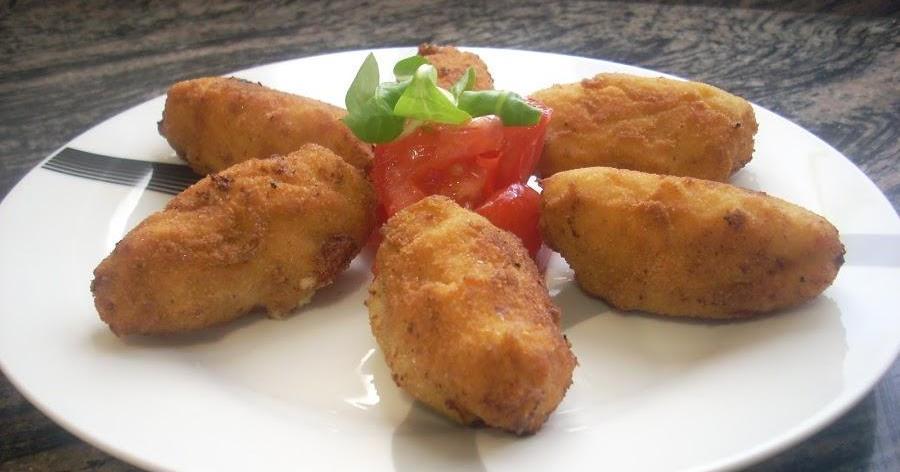 La receta para hacer croquetas de pollo y jamón. ¡Deja de pedírselas a tu madre!