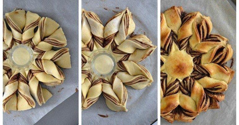 Pan de Nutella: una idea genial para hacer con los peques