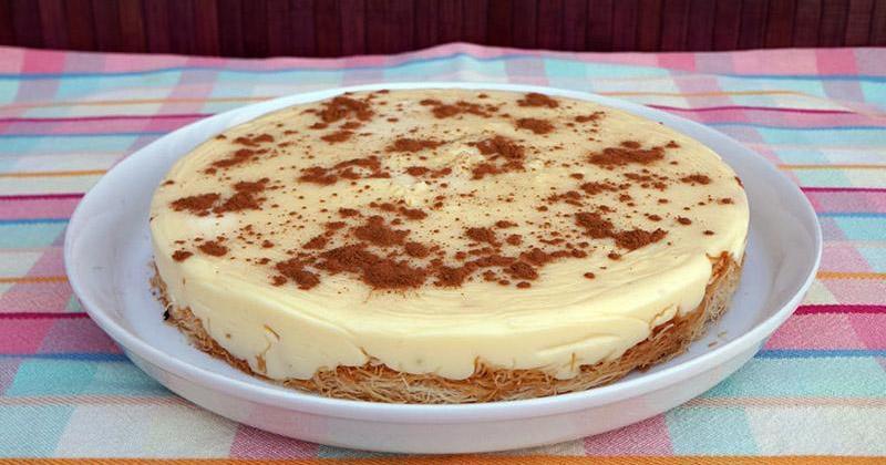 Una tarta tan bonita por fuera ¡como sabe por dentro!
