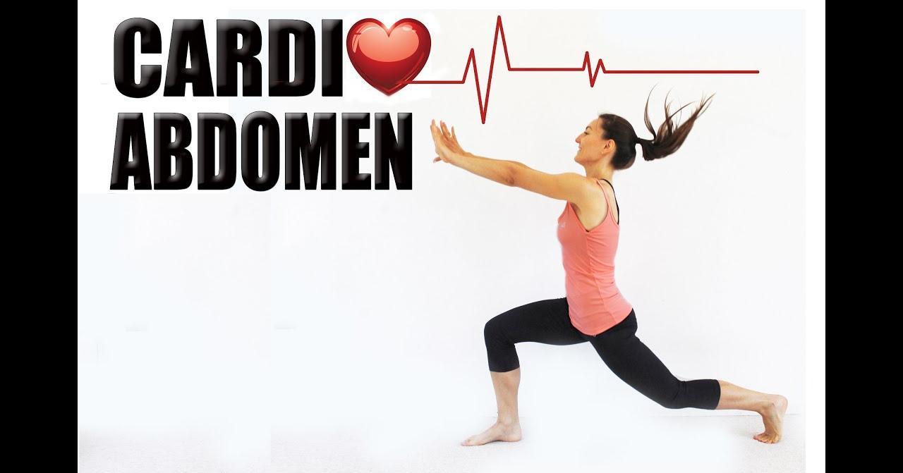 Cardio abdomen quemar grasa en casa