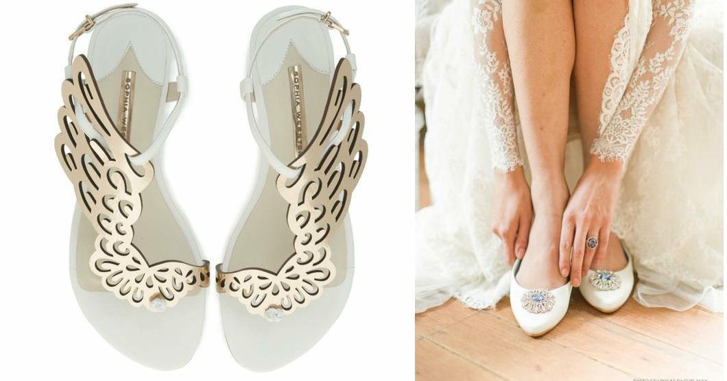 zapatos bajos para novia | facilisimo