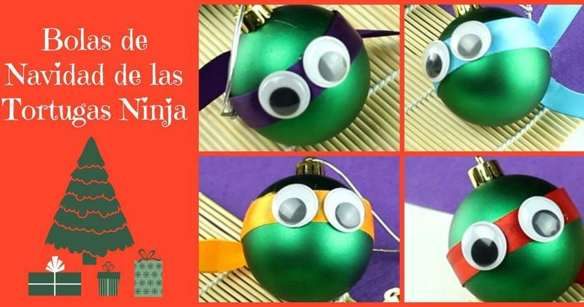 Bolas De Las Tortugas Ninja Facilisimo Com