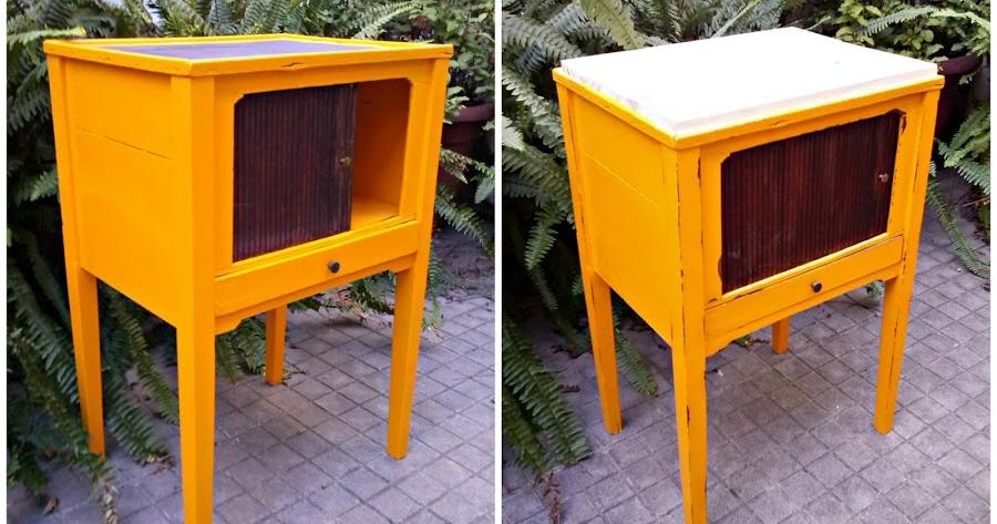 ¿Qué hay que hacer para renovar un mueble viejo? ¡Lo vemos!