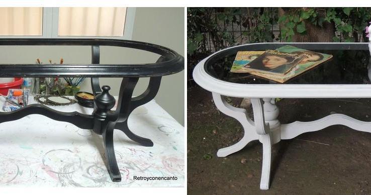 Cómo aprovechar una mesa de segunda mano