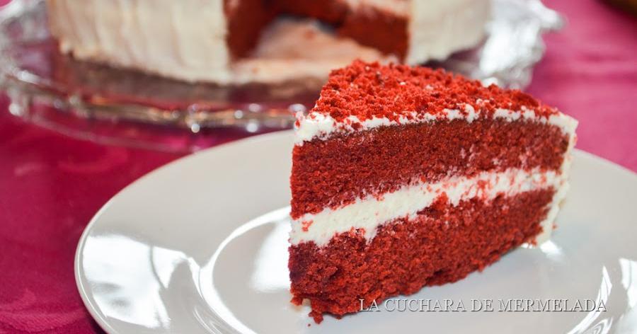 Red Velvet Cake, paso a paso