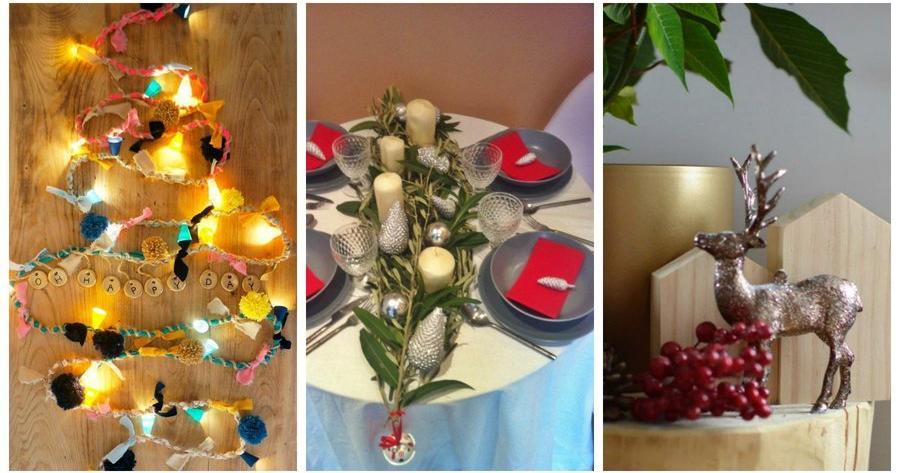 Decoraci n navidad for Ornamentacion para navidad