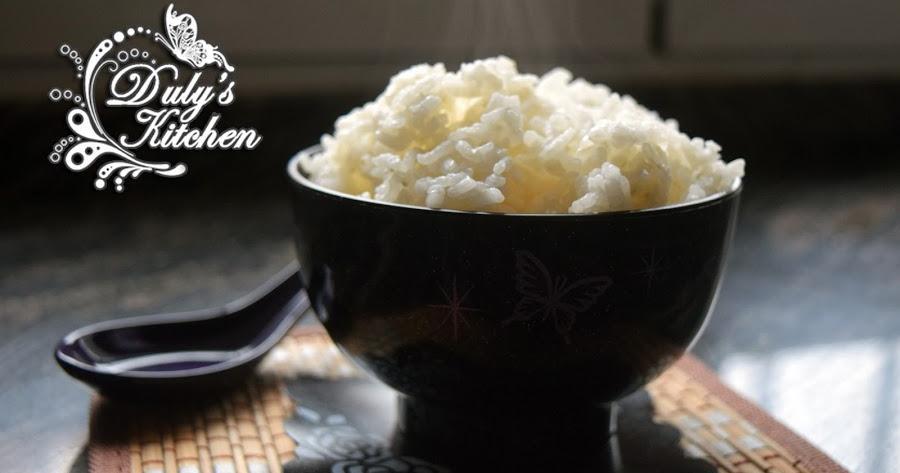 El truco definitivo para conseguir el arroz blanco perfecto