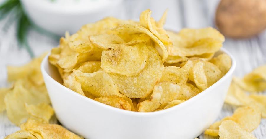 Cómo recuperar unas patatas fritas de bolsa