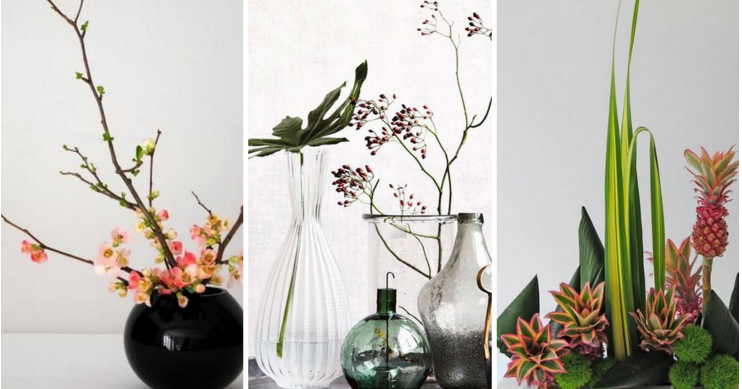 Ideas diy para decorar con flores - Plantas secas decoracion ...