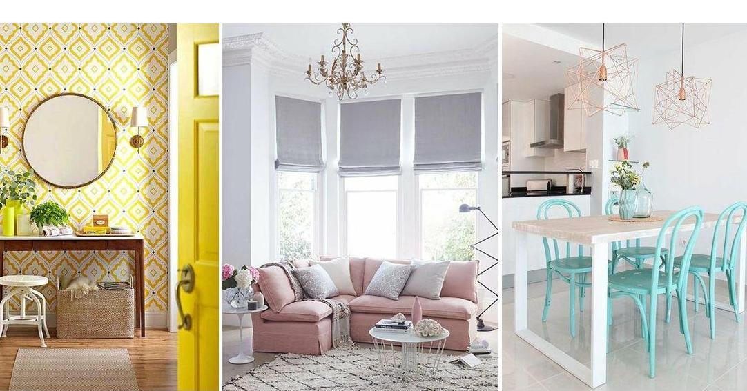 Tendencias pintura paredes null with tendencias pintura paredes como pintar un apartamento - Tendencias en pintura de paredes ...