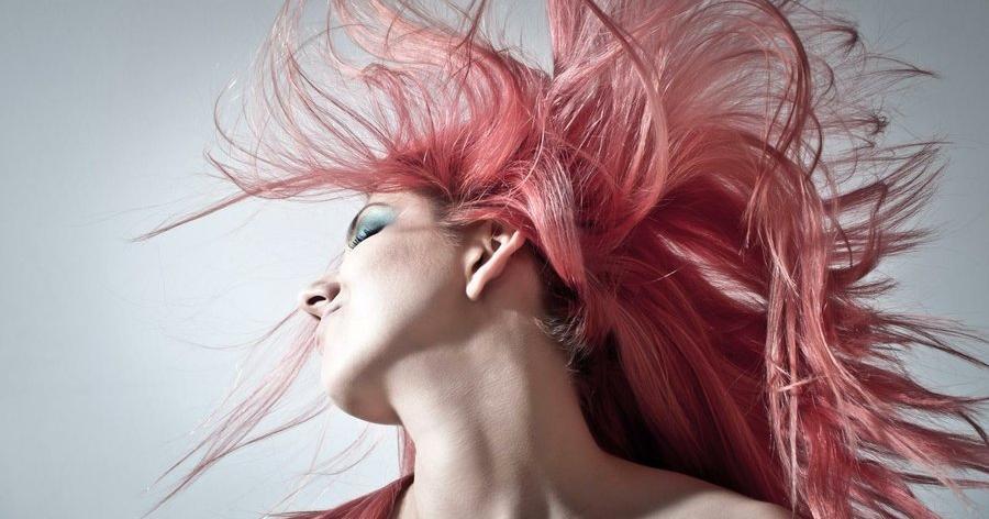 Que color de cabello fantasia me queda