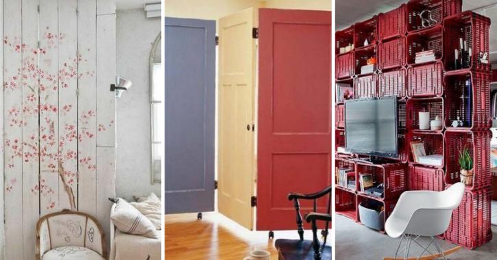 Separar ambientes cocina - Ideas para reciclar unos palets ...