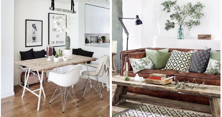 3 Mesas De Diseño Para Tu Salón Sigue Los Estilos De Moda