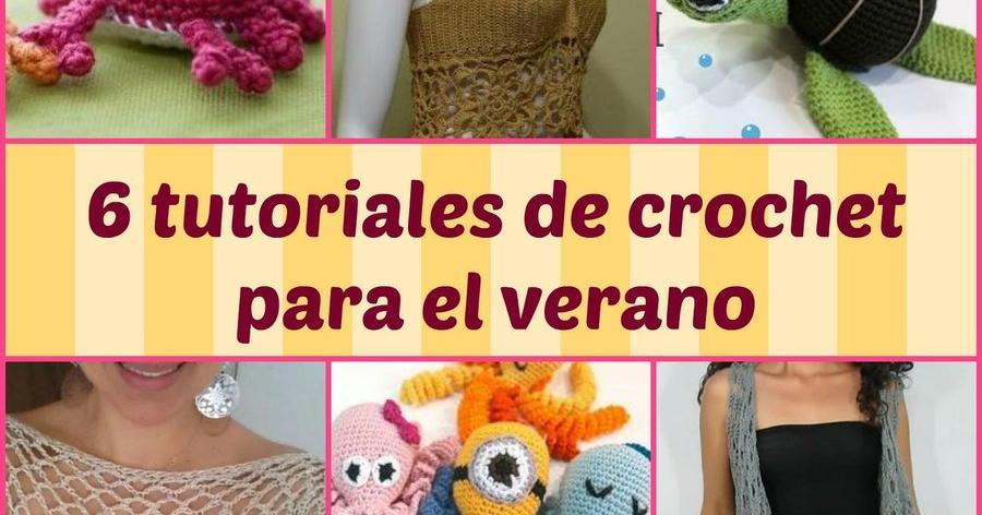 patron gratis pulpo de crochet | facilisimo.com
