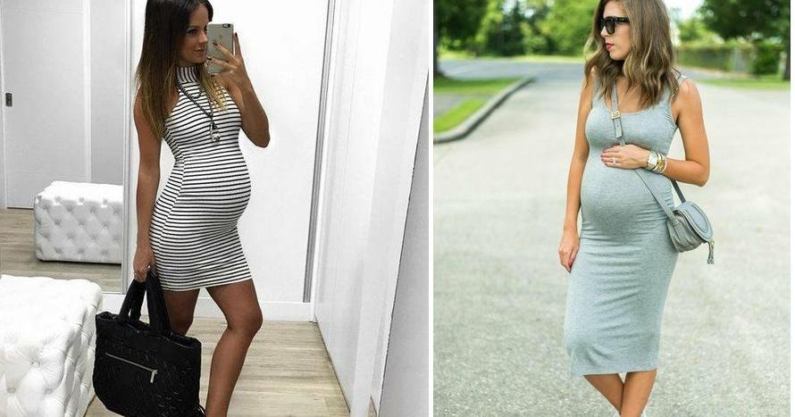 Ropa para embarazadas jovenes verano