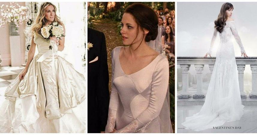 vestido de boda de 27 vestidos | facilisimo
