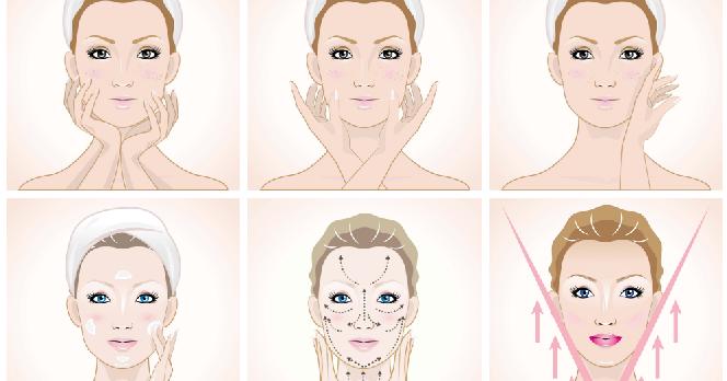 Ejercicios para bajar de peso de la cara