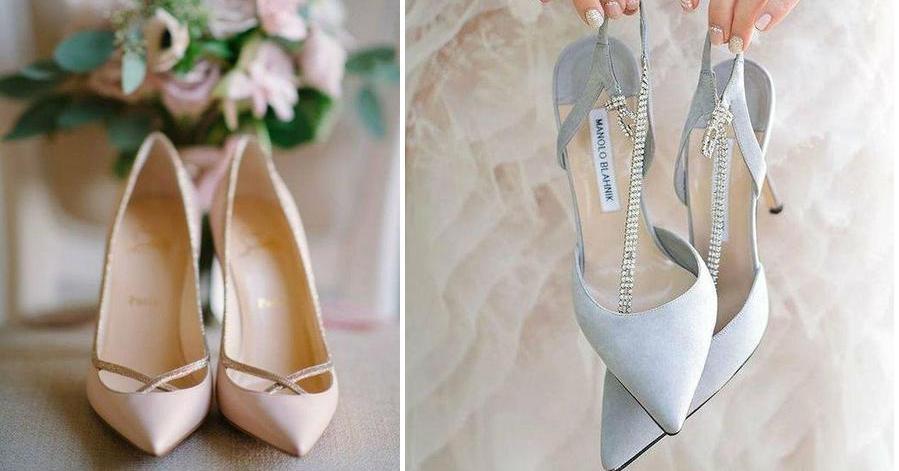 171dfd3f zapatos para novias | facilisimo.com