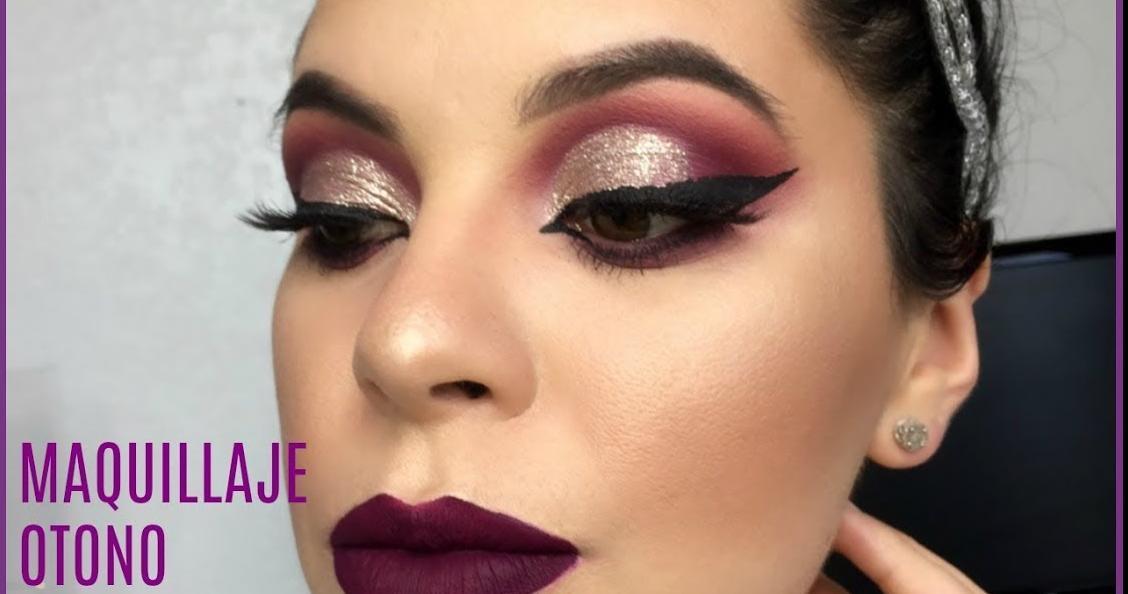 Maquillaje Dramático De Otoño Fácil De Hacer Belleza