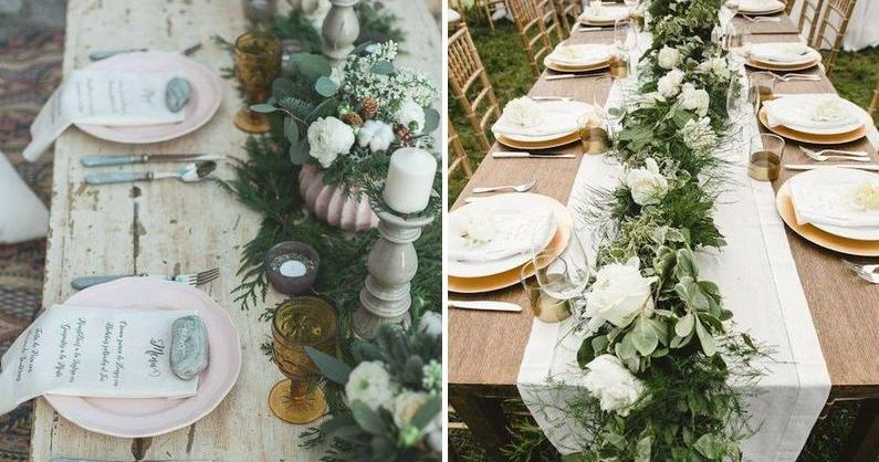 maneras de decorar las mesas de boda | facilisimo