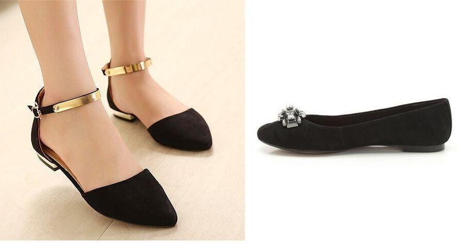 88ffcf97 Ideas de zapatos planos para una noche de fiesta | Belleza