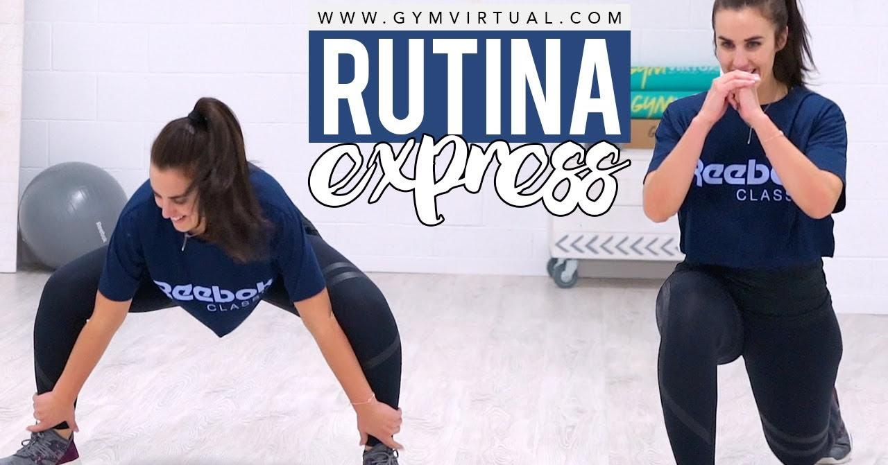 Rutinas de ejercicios caseros para adelgazar