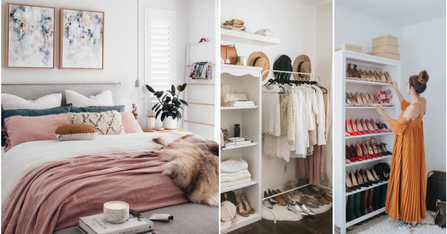 Organizar dormitorio for Ideas para organizar tu cuarto