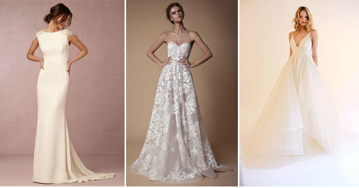 562bd766e4 Los 10 conceptos básicos para elegir tu vestido de novia