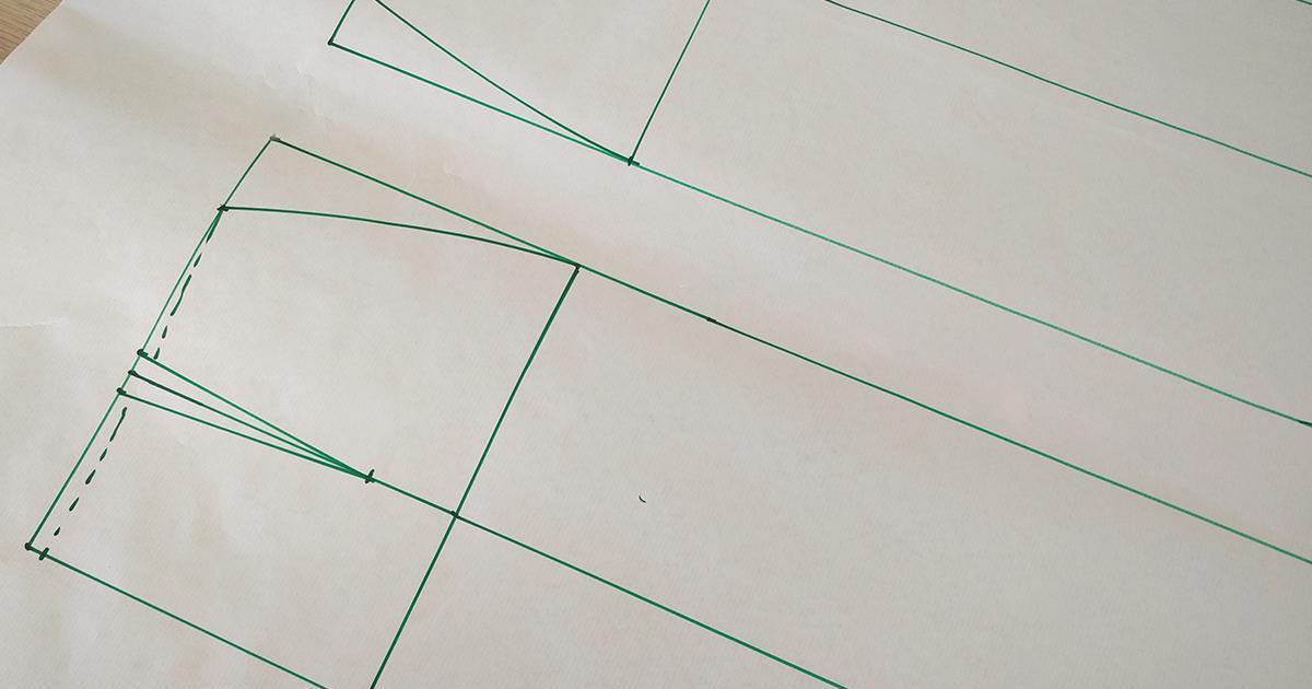 2738e6ce4 Cómo trazar el patrón de un pantalón de dama | facilisimo.com