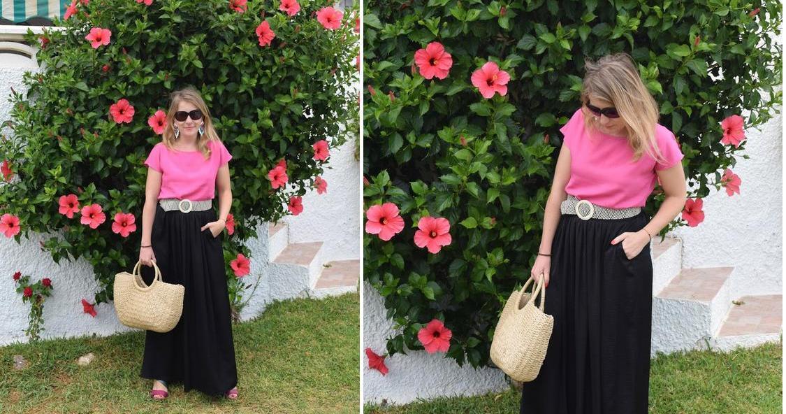 625cbe321 combinar falda larga | facilisimo.com