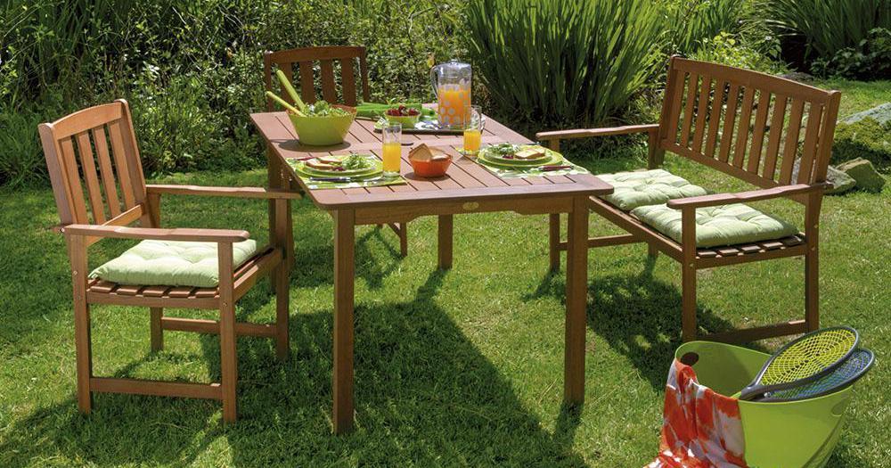 Muebles De Jardin Facilisimo Com