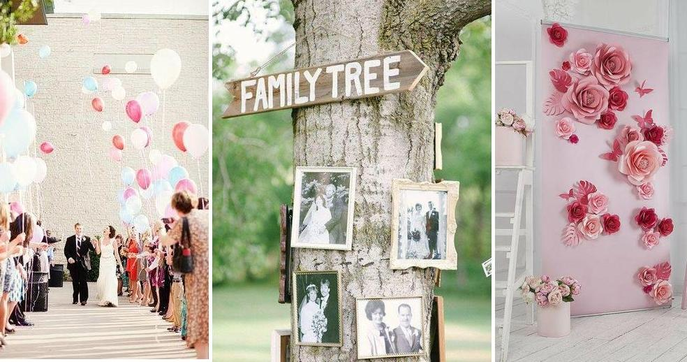 ideas económicas para decorar tu boda | bodas