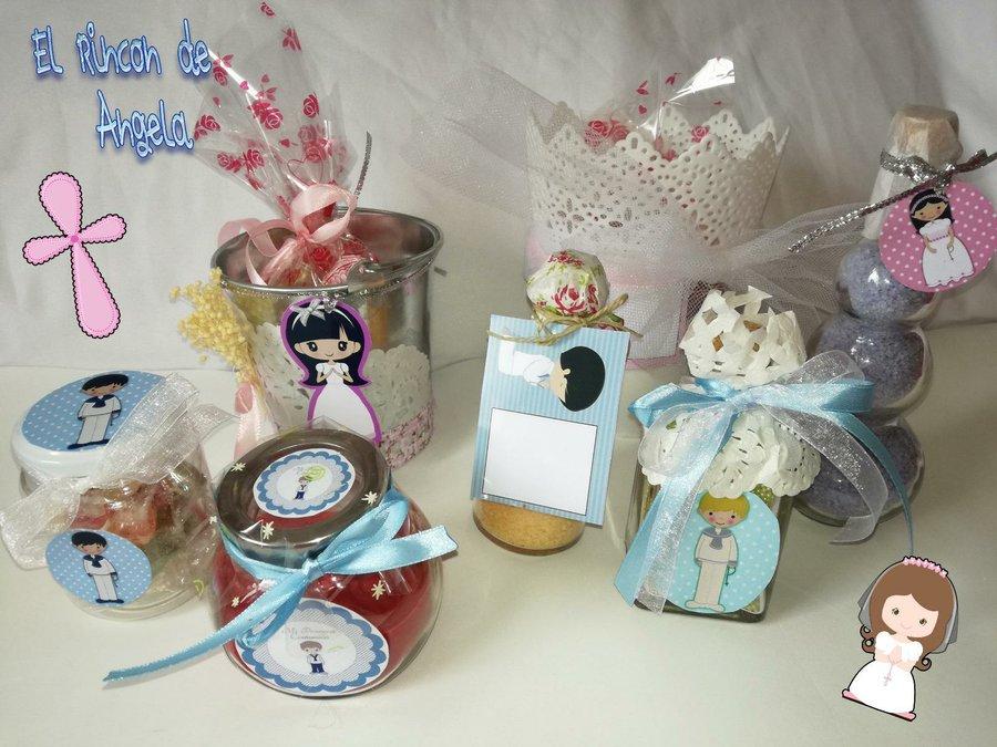 Detalles y regalos para primera comuni n hechos por ti - Detalles de ganchillo para regalar ...