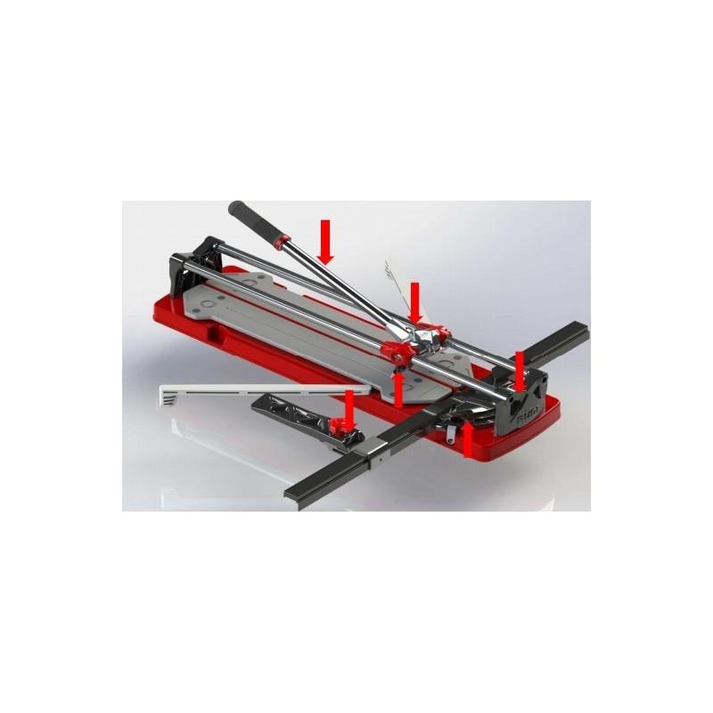 Cortadora de azulejos rubi tr magnet la innovaci n en el separador imantado bricolaje - Corta azulejos rubi ...