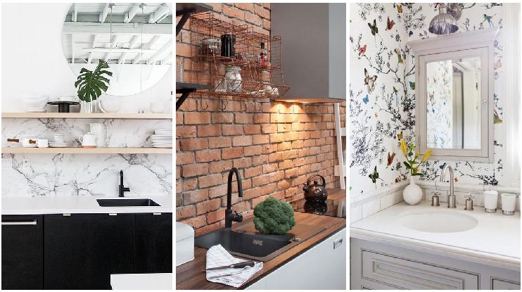 un tipo de pared para cada estilo decorativo elige el tuyo - Decorar Paredes Con Madera