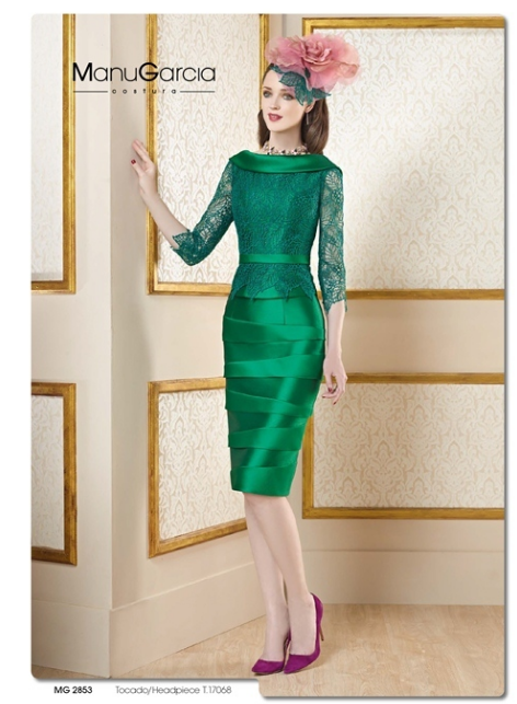 b1436c3c8 Vestidos elegantes para mujeres maduras