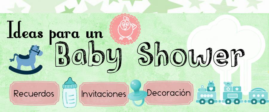 Fiesta Ideas Invitaciones Baby Shower.5 Manualidades De Baby Shower Manualidades