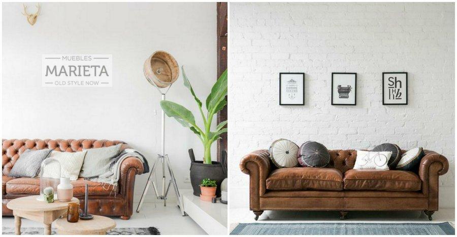 Elegancia y estilo en la decoración de tu salón. ¡Imágenes de ...