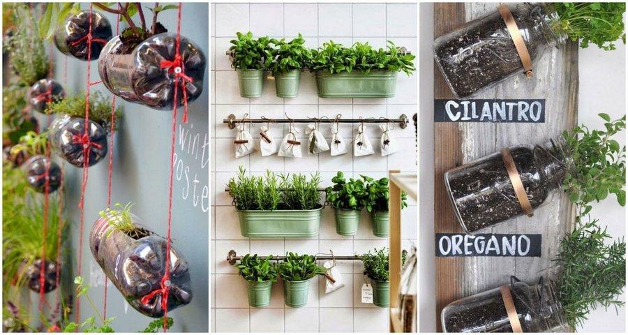 20 ideas para conseguir un huerto urbano de pel cula plantas for Como iniciar un vivero en casa