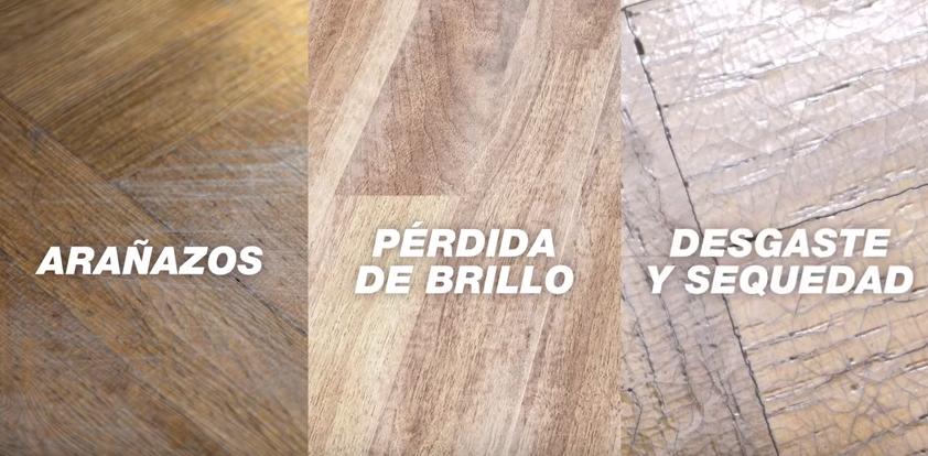 Grietas parquet - Rellenar juntas piso madera ...