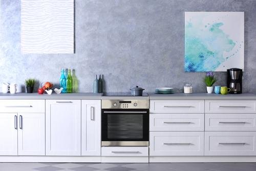 Truco para renovar nuestra cocina pintar azulejos - Trucos para limpiar azulejos de cocina ...