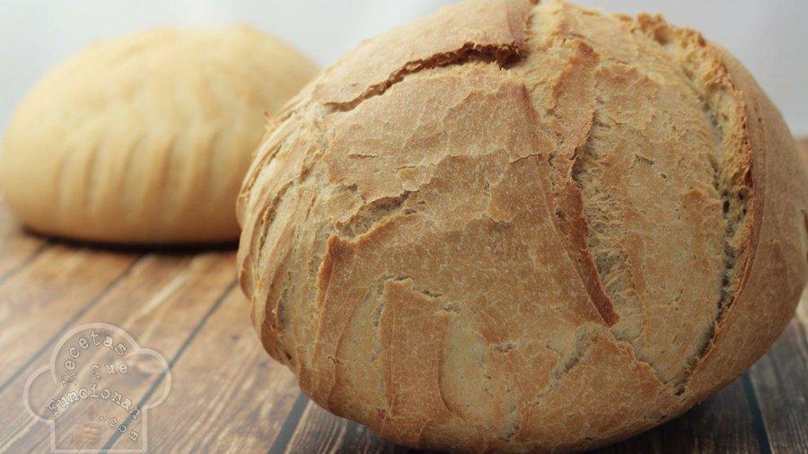 como hacer un pan crujiente y esponjoso