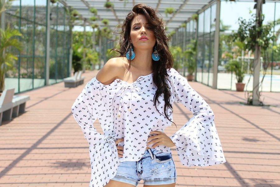 78f69b8e0 37 diseños de blusas primavera-verano 2019 | Belleza