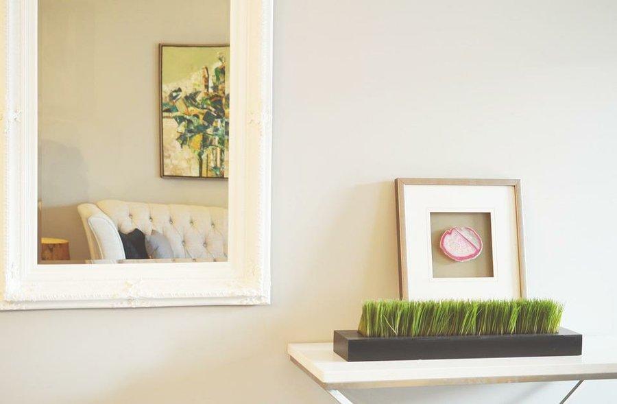 21 Ideas Para Decorar Tu Dormitorio Con Un Espejo Decoracion - Ideas-para-decorar-con-espejos