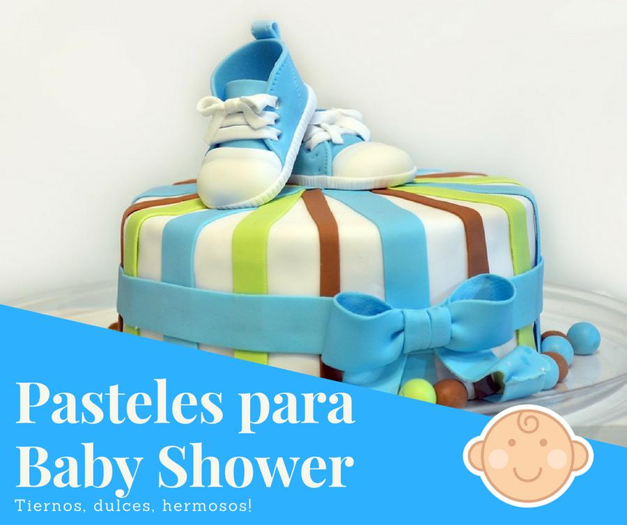 Pasteles Para Baby Shower Padres