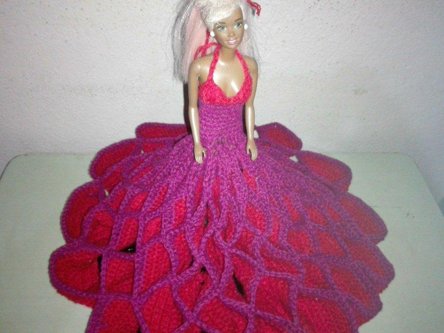 Cómo Tejer Un Vestido A Crochet Para Muñecas Manualidades