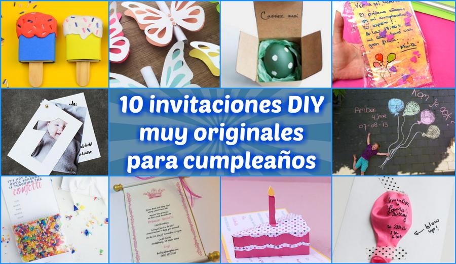 44e6aaa22a7bd 10 invitaciones DIY muy originales para cumpleaños