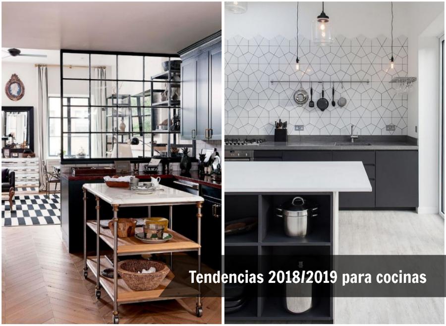 8 Tendencias 20182019 Para La Cocina Sera Tu Estancia Favorita - Tendencias-cocinas