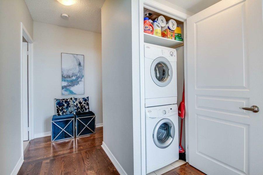 Tips de organización para cuartos de lavado | Decoración